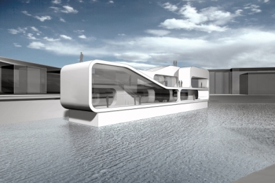 0170.357-Floating Homes, Marmara Coast