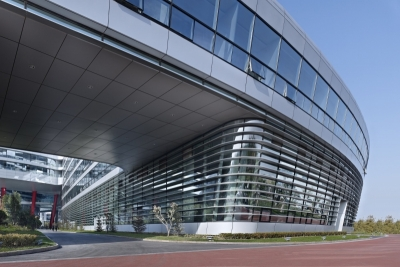 452-BAIC - Headquarters Beijing Automotive R&D Center, Beijing